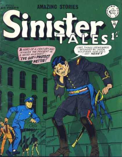 Sinister Tales 48