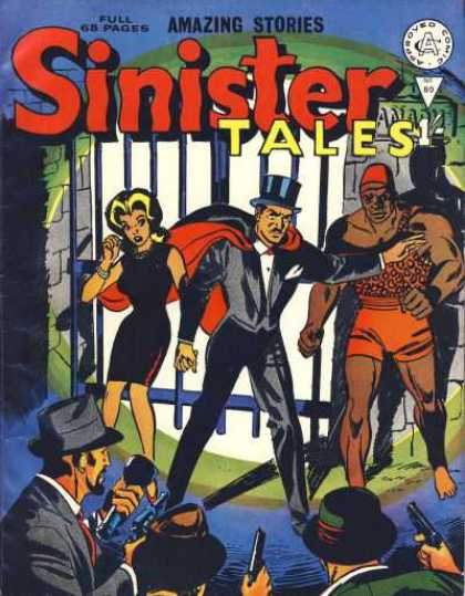 Sinister Tales 80