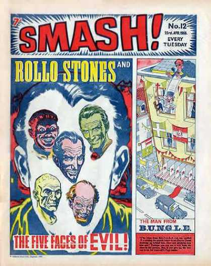 Smash 12 - Bungle - Smash - 12 - Rollo Stones