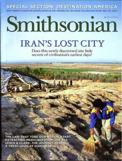 Smithsonian - May 2004