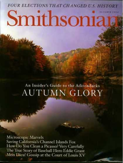 Smithsonian - October 2004