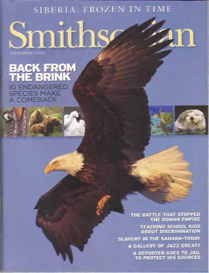 Smithsonian - September 2005