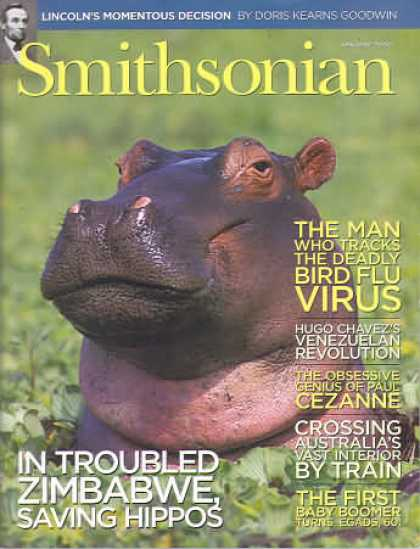 Smithsonian - January 2006