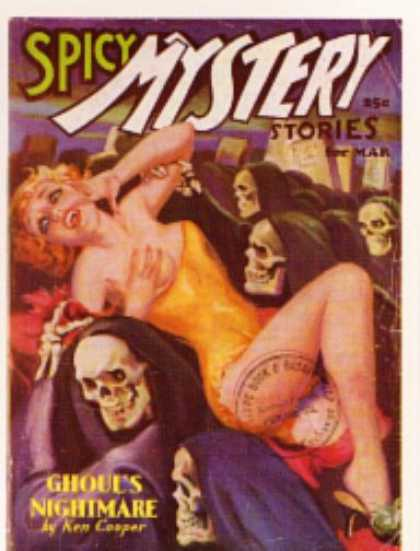 Snappy Mystery Stories 12