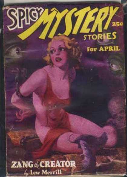 Snappy Mystery Stories 13