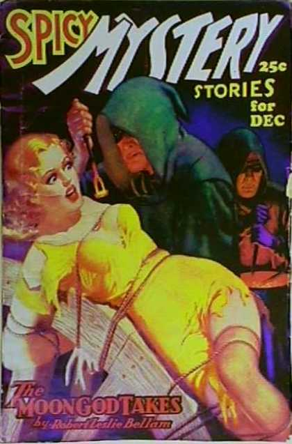 Snappy Mystery Stories 19
