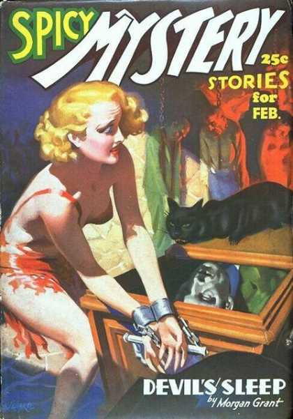Snappy Mystery Stories 21