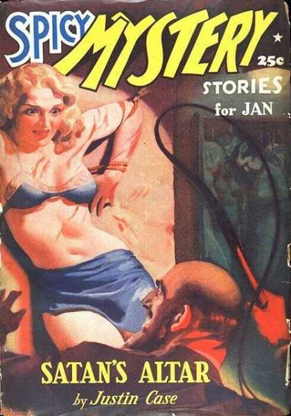 Snappy Mystery Stories 27