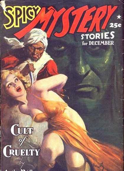 Snappy Mystery Stories 32