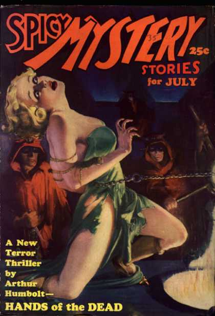 Snappy Mystery Stories 5