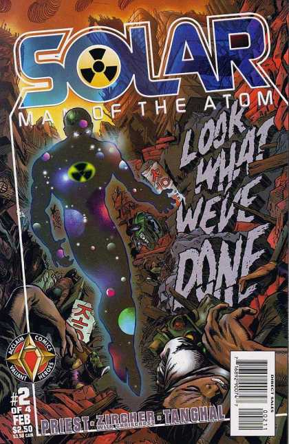 Solar: Hell on Earth 2 - Look What Weve Done - Man Of The Atom - Priest - Nuclear - Wreckage