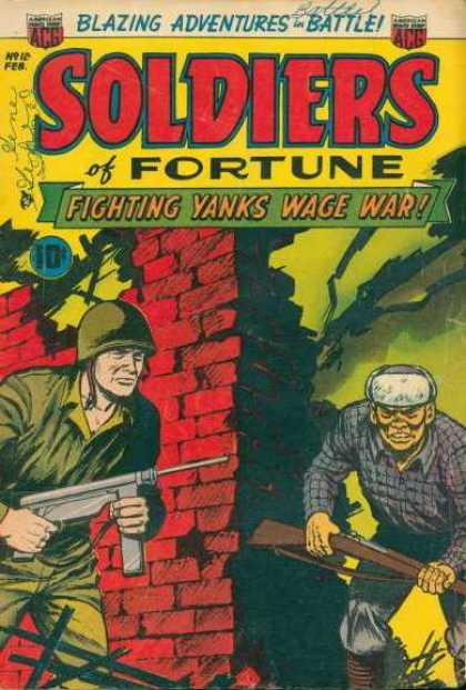 Soldiers of Fortune 12