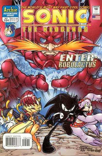 Sonic the Hedgehog 104