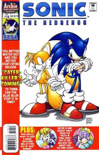 Sonic the Hedgehog 119