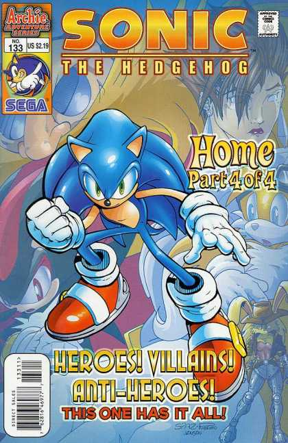 Sonic the Hedgehog 133