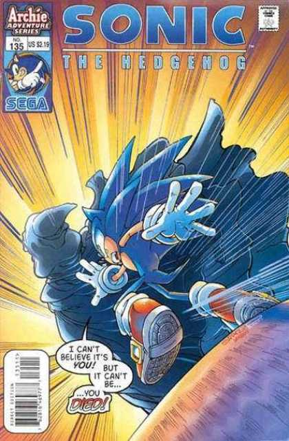 Sonic the Hedgehog 135