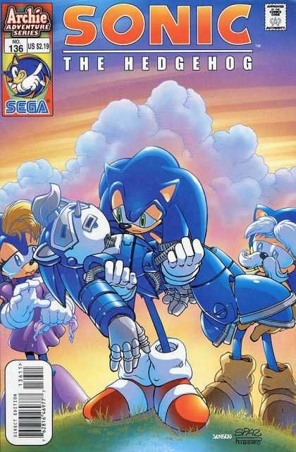 Sonic the Hedgehog 136 - Clouds - Love - Upset Darling - Dangerous - Sickly