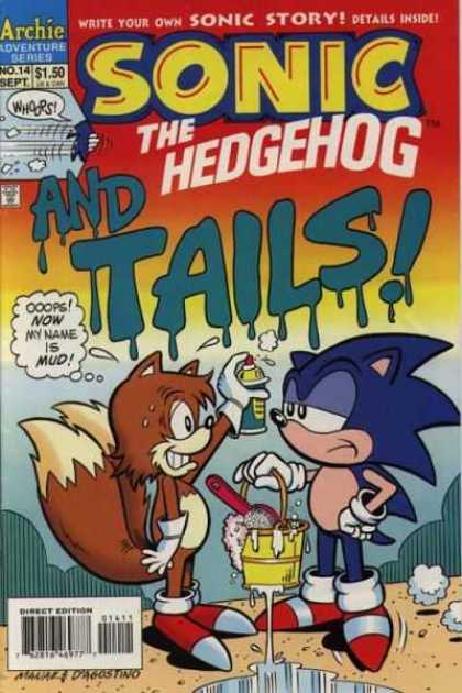 Sonic the Hedgehog 14 - Jon D'Agostino
