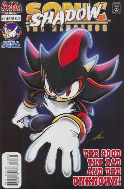 Sonic the Hedgehog 146 - Archie Adventure Series - Sega - Video Games - Licensed Characters - Modern Age
