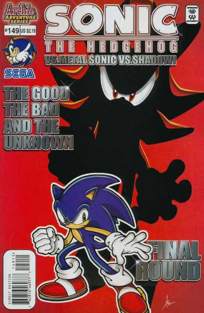 Sonic the Hedgehog 149