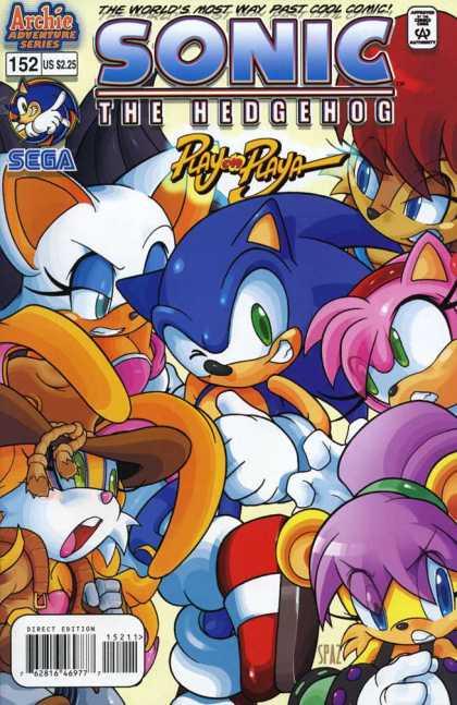 199 sonic the hedgehog - photo #21