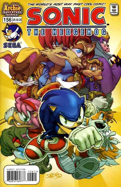 199 sonic the hedgehog - photo #44