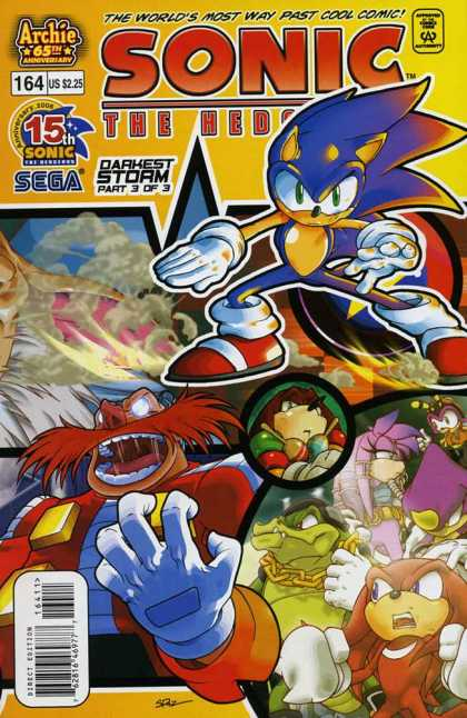 199 sonic the hedgehog - photo #15