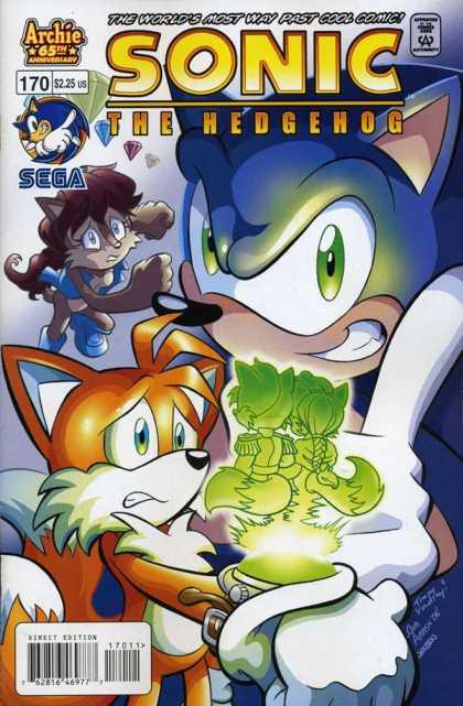 199 sonic the hedgehog - photo #12
