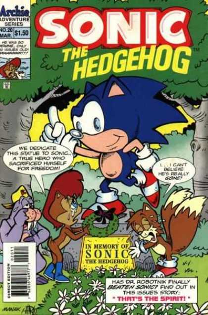 Sonic the Hedgehog 20