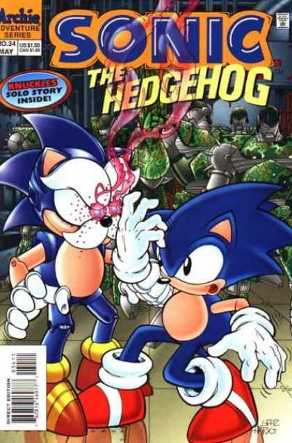 Sonic the Hedgehog 34