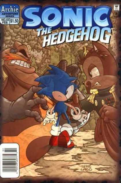 Sonic the Hedgehog 43