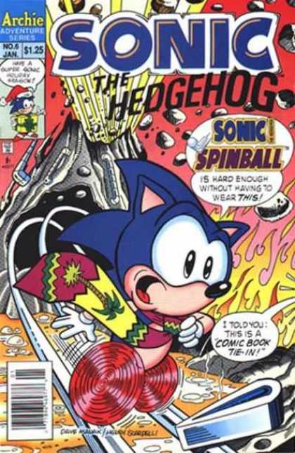 Sonic the Hedgehog 6