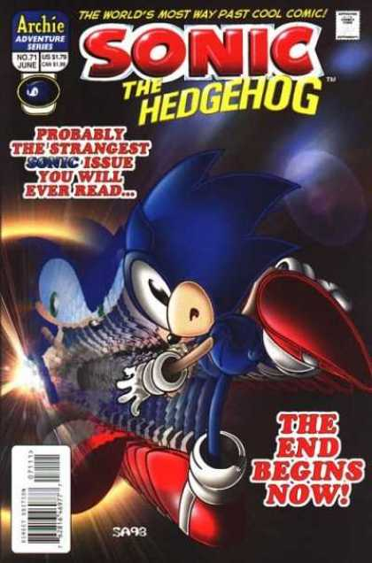 Sonic the Hedgehog 71