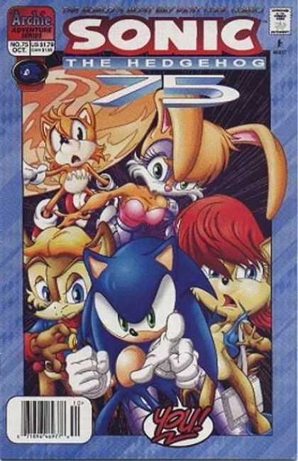 Sonic the Hedgehog 75