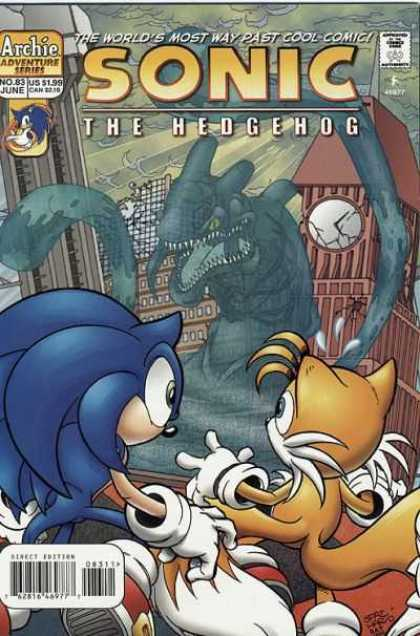 Sonic the Hedgehog 83