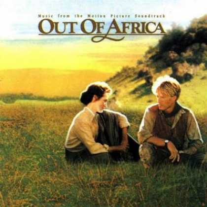 Soundtracks - Out Of Africa Soundtrack