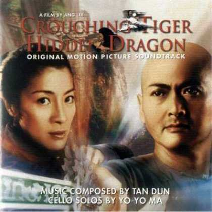 Soundtracks - Tiger & Dragon Soundtrack