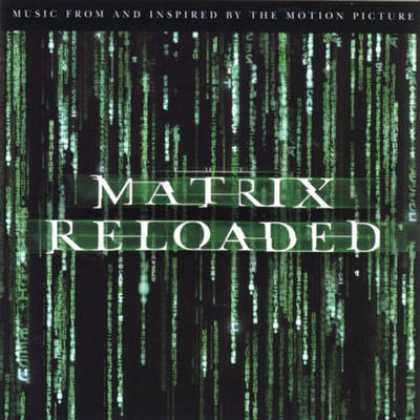 Soundtracks - Matrix Reloaded