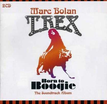 Soundtracks - Marc Bolan - T.rex - Born To Boogie - Soundtrack