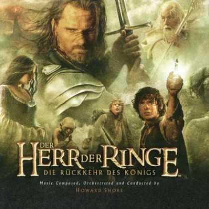 Der Herr Der Ringe Soundtrack