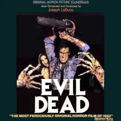 Soundtracks - The Evil Dead