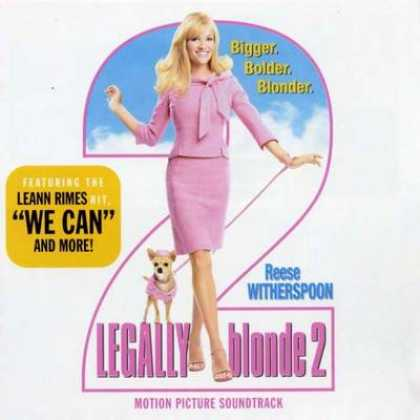 Soundtracks - Legally Blond 2 Soundtrack