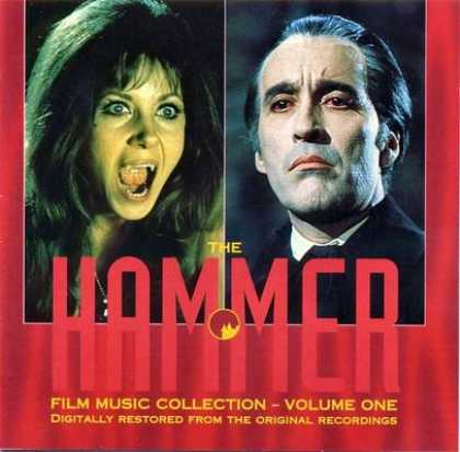 Soundtracks - The Hammer Film Music Collection