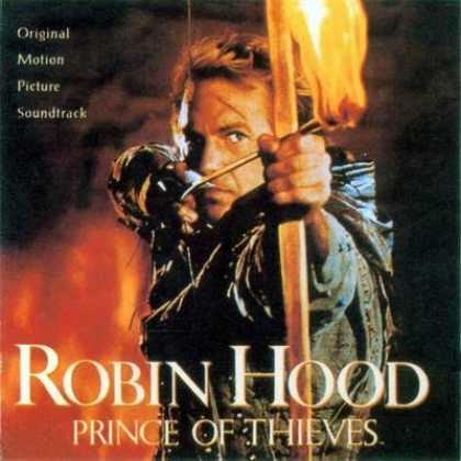 Soundtracks - Robin Hood - Prince Of Thieves