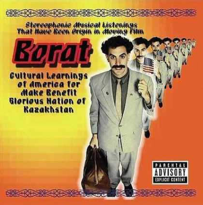 Soundtracks - Borat