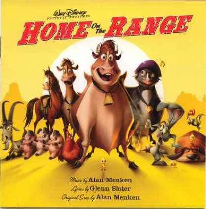 Soundtracks - Home On The Range Soundtrack