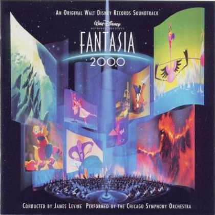 Soundtracks fantasia 2000