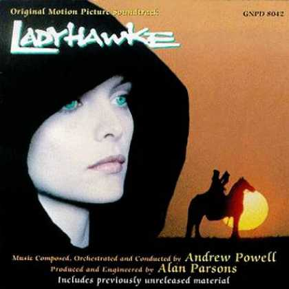 Soundtracks - Ladyhawke - Fea. The Alan Parsons Project
