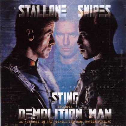 Soundtracks - Sting - Demolition Man
