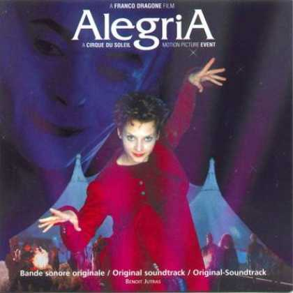 Soundtracks - Alegria Soundtrack
